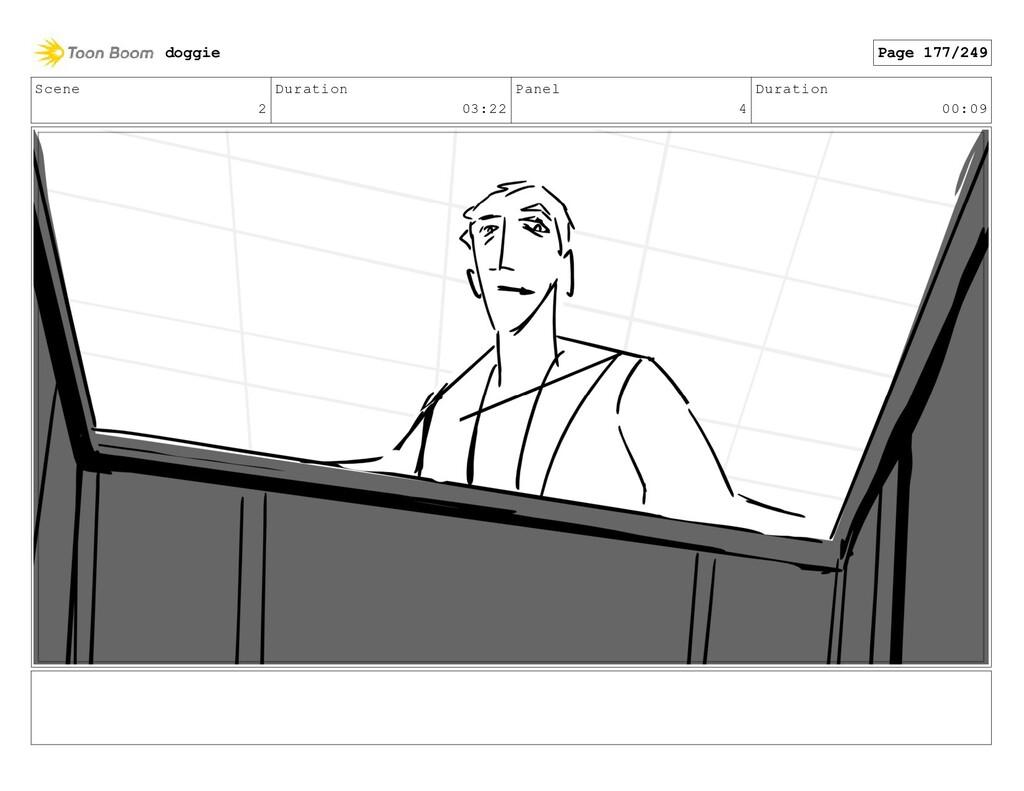Scene 2 Duration 03:22 Panel 4 Duration 00:09 d...