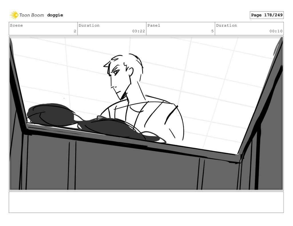 Scene 2 Duration 03:22 Panel 5 Duration 00:10 d...
