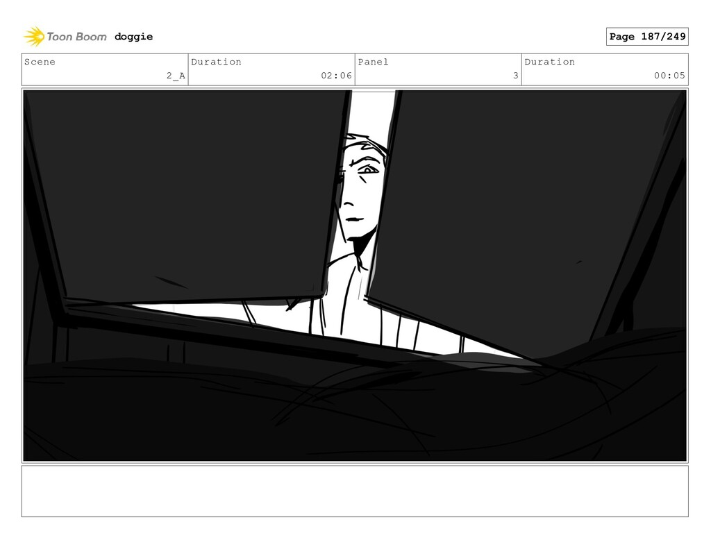 Scene 2_A Duration 02:06 Panel 3 Duration 00:05...