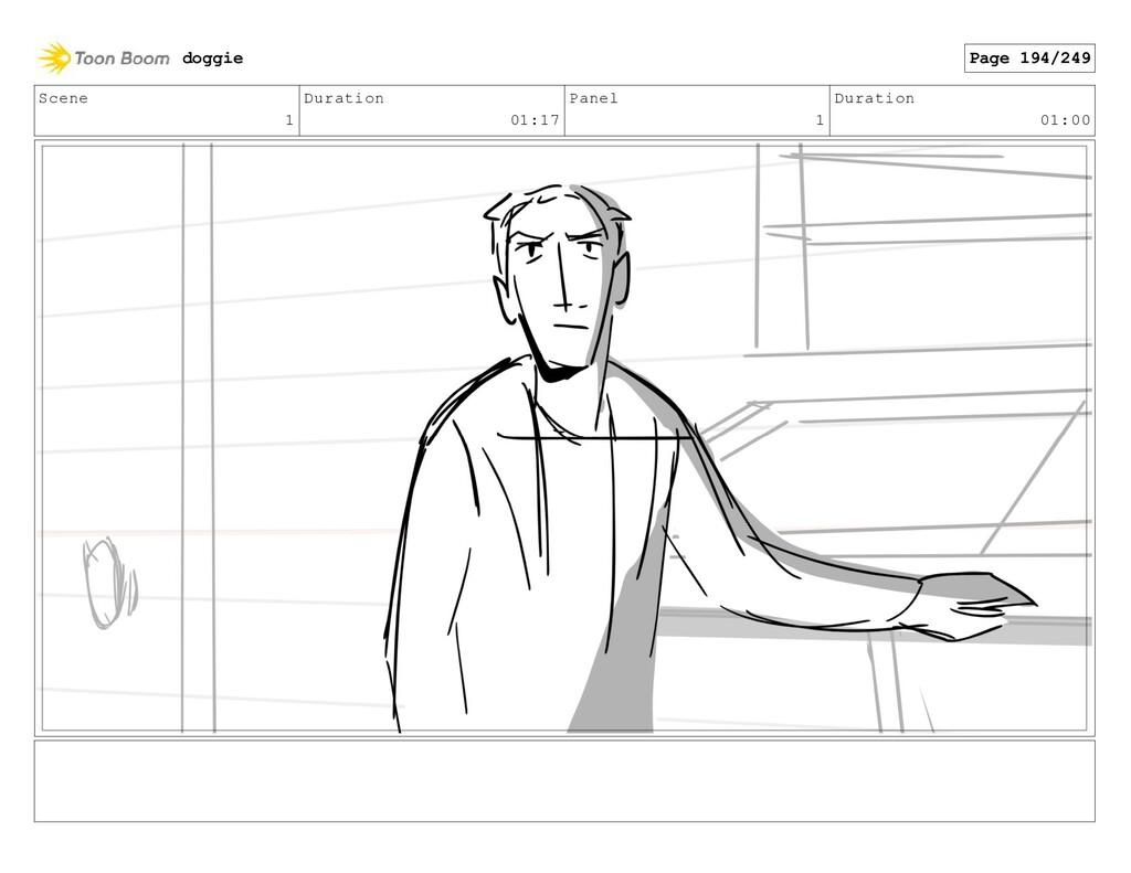 Scene 1 Duration 01:17 Panel 1 Duration 01:00 d...