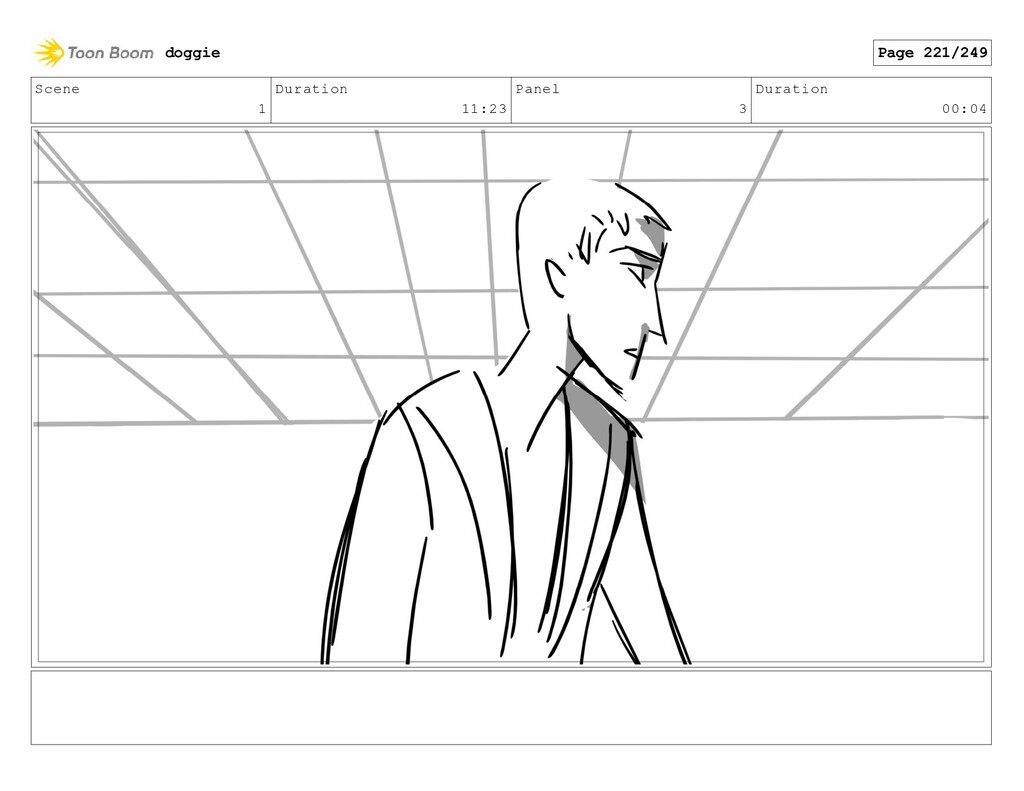 Scene 1 Duration 11:23 Panel 3 Duration 00:04 d...