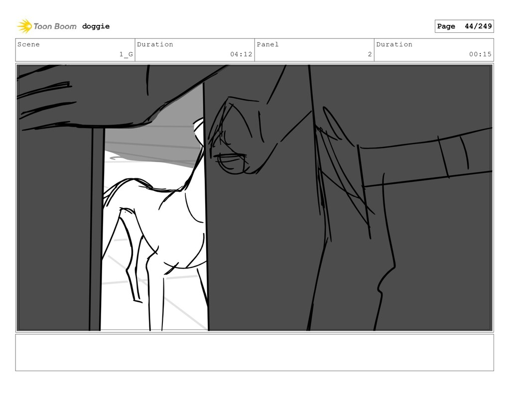Scene 1_G Duration 04:12 Panel 2 Duration 00:15...