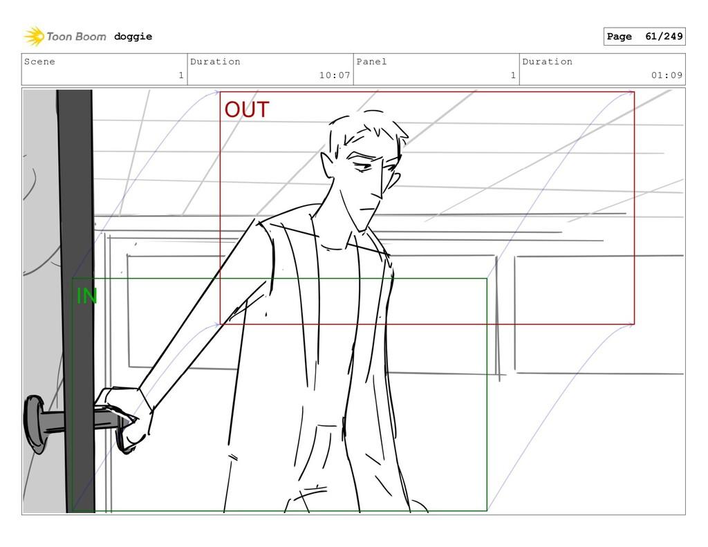 Scene 1 Duration 10:07 Panel 1 Duration 01:09 d...