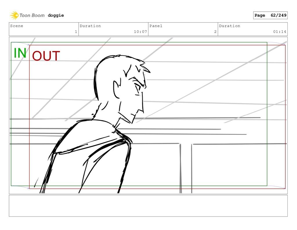 Scene 1 Duration 10:07 Panel 2 Duration 01:14 d...