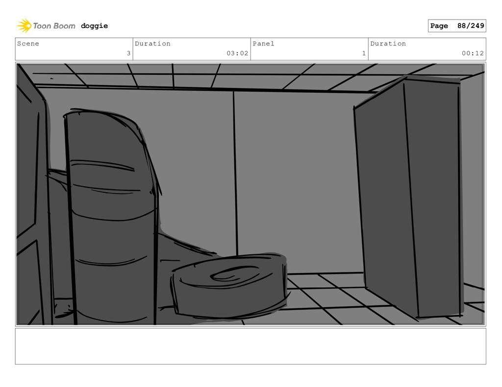 Scene 3 Duration 03:02 Panel 1 Duration 00:12 d...