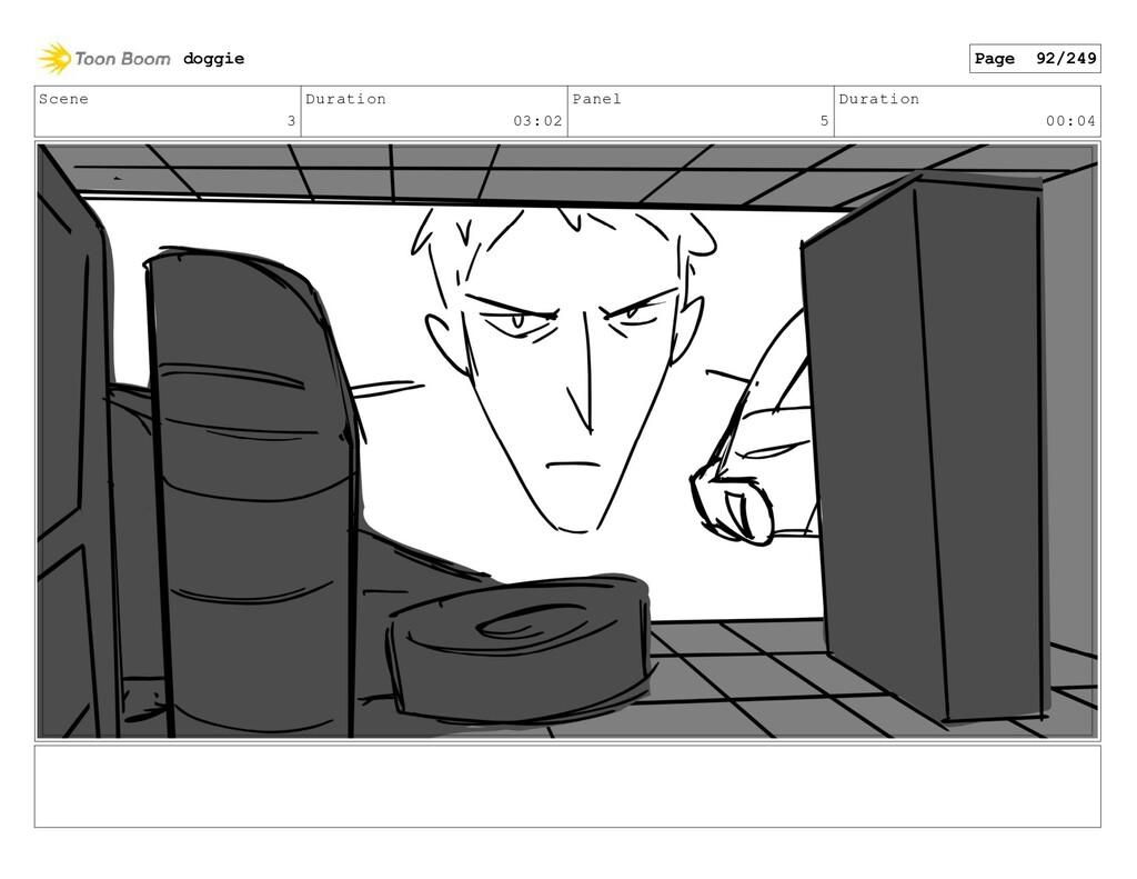 Scene 3 Duration 03:02 Panel 5 Duration 00:04 d...