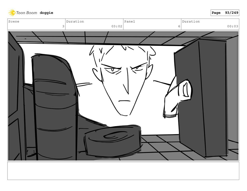 Scene 3 Duration 03:02 Panel 6 Duration 00:03 d...