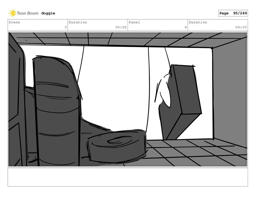 Scene 3 Duration 03:02 Panel 8 Duration 00:03 d...