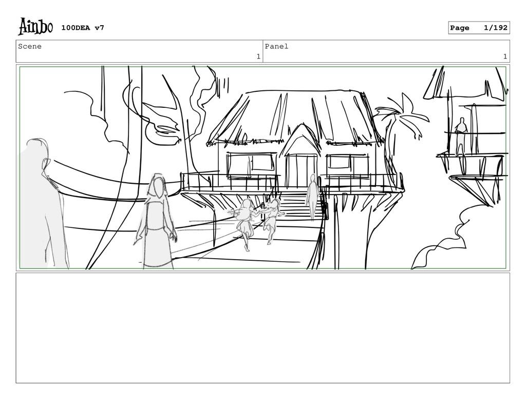 Scene 1 Panel 1 100DEA v7 Page 1/192