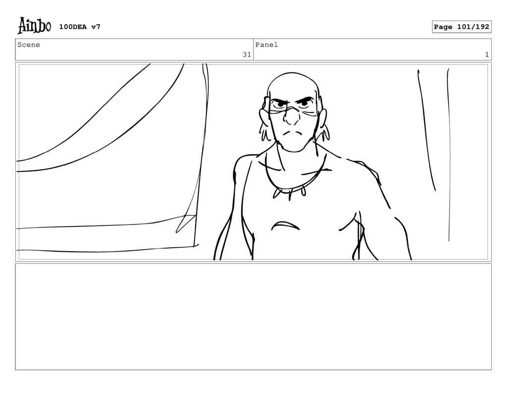 Scene 31 Panel 1 100DEA v7 Page 101/192