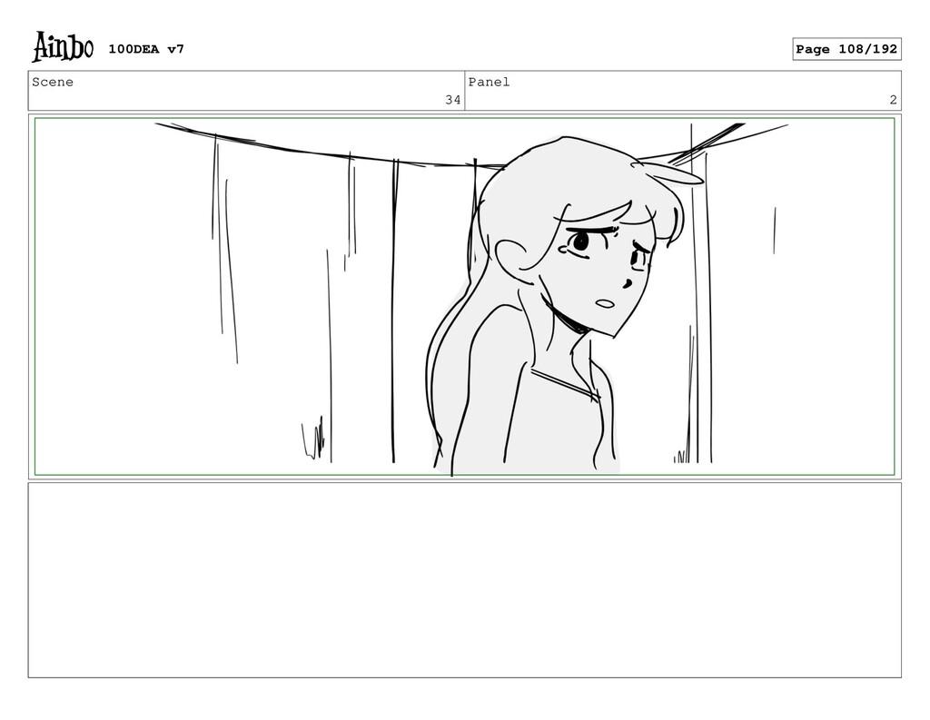 Scene 34 Panel 2 100DEA v7 Page 108/192