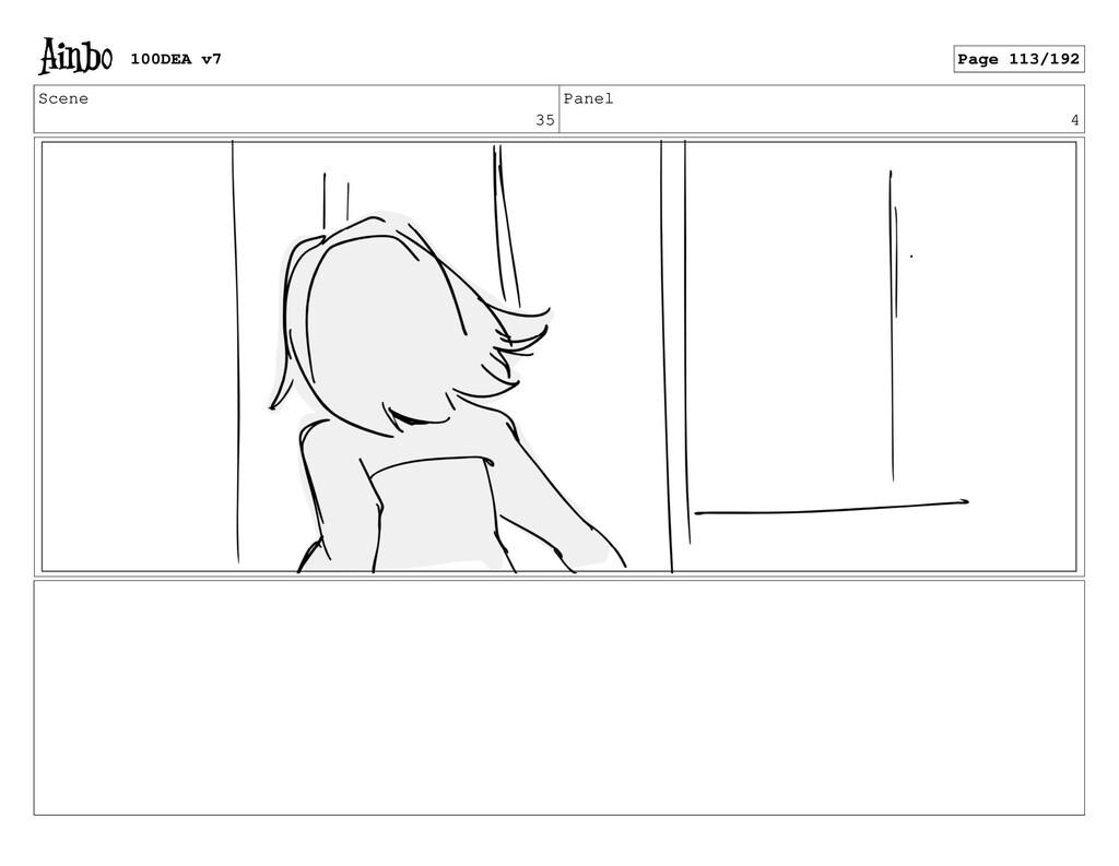 Scene 35 Panel 4 100DEA v7 Page 113/192