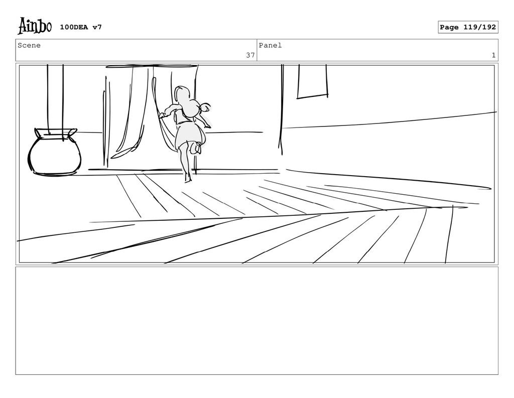 Scene 37 Panel 1 100DEA v7 Page 119/192