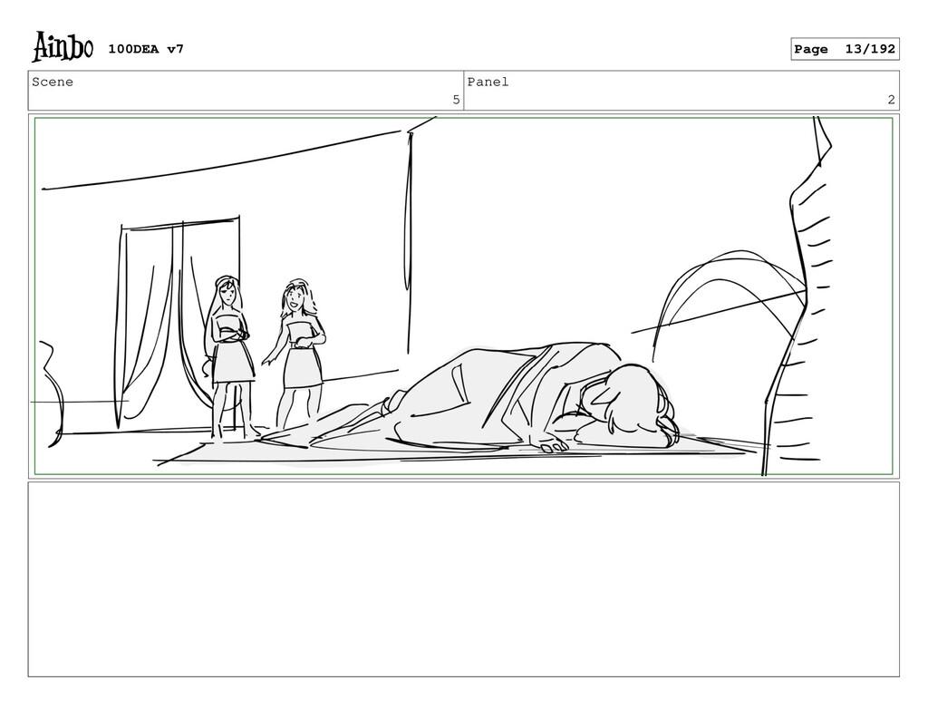 Scene 5 Panel 2 100DEA v7 Page 13/192