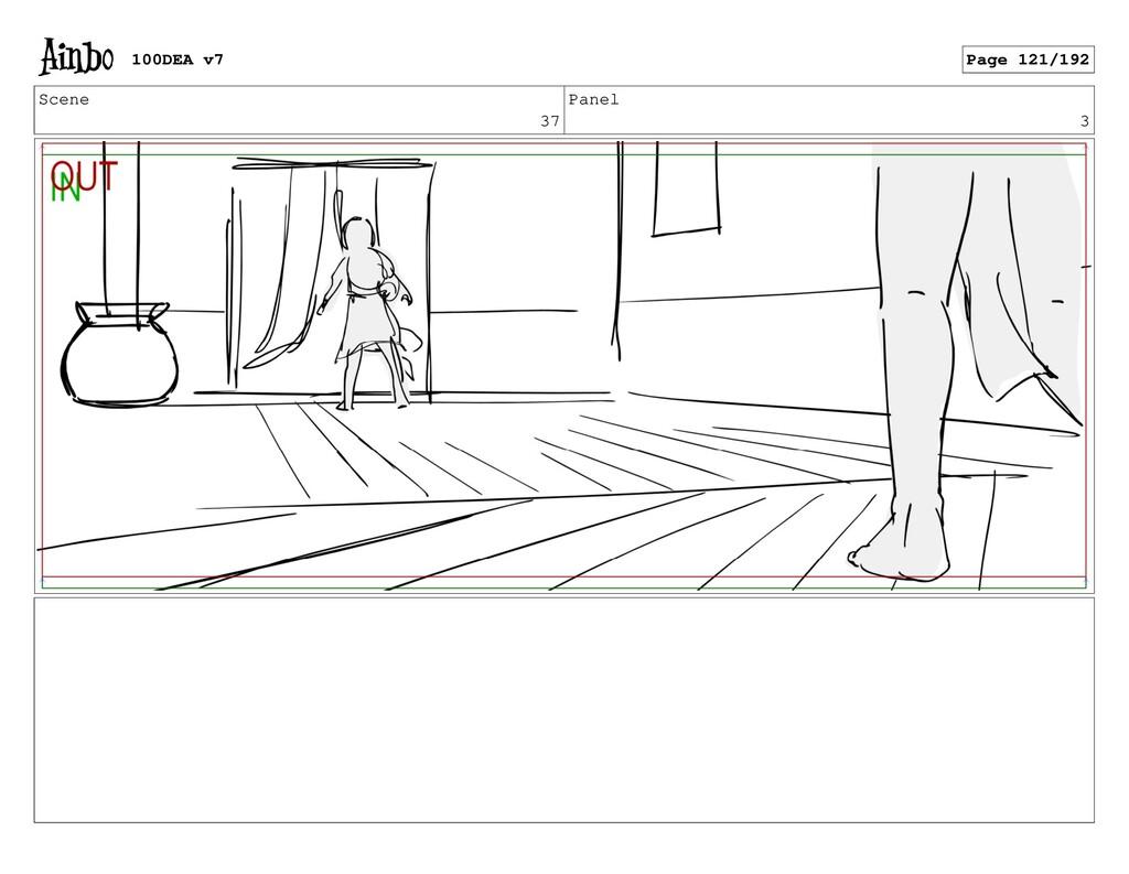 Scene 37 Panel 3 100DEA v7 Page 121/192