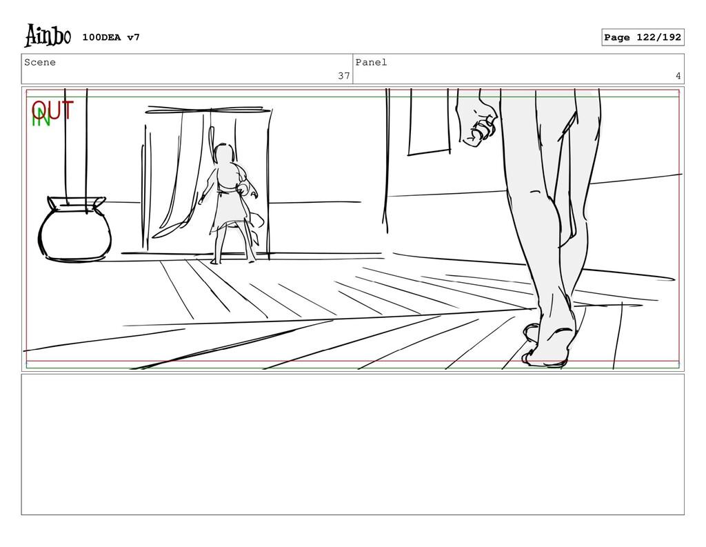 Scene 37 Panel 4 100DEA v7 Page 122/192