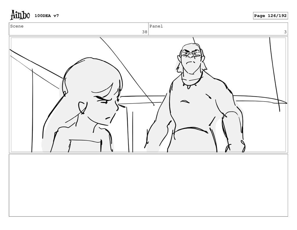 Scene 38 Panel 3 100DEA v7 Page 126/192