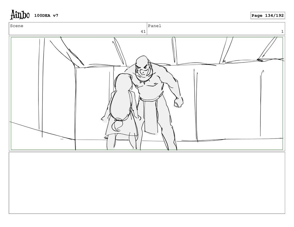 Scene 41 Panel 1 100DEA v7 Page 134/192