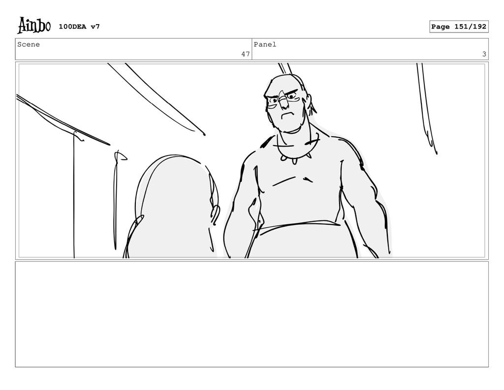 Scene 47 Panel 3 100DEA v7 Page 151/192