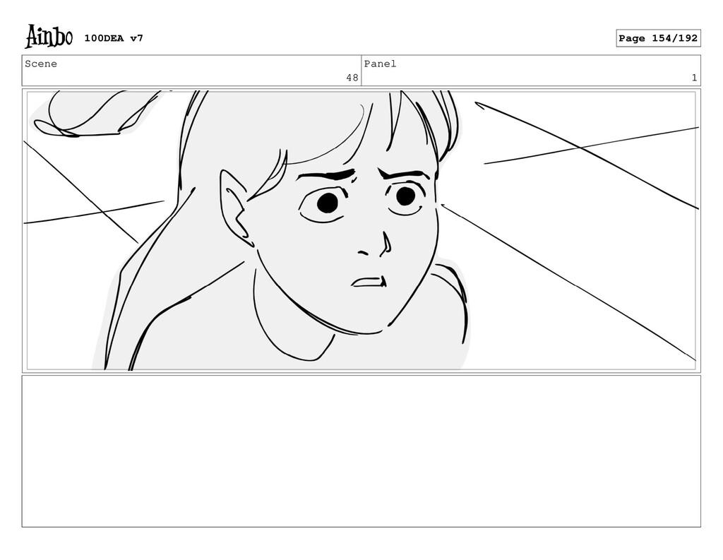 Scene 48 Panel 1 100DEA v7 Page 154/192