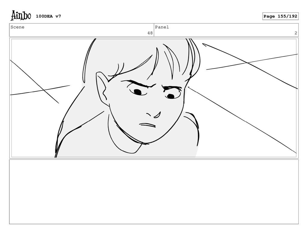 Scene 48 Panel 2 100DEA v7 Page 155/192