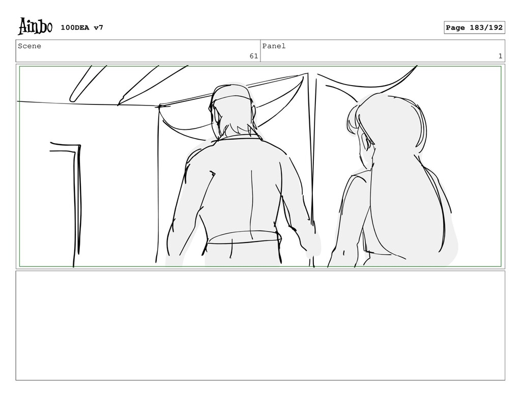 Scene 61 Panel 1 100DEA v7 Page 183/192