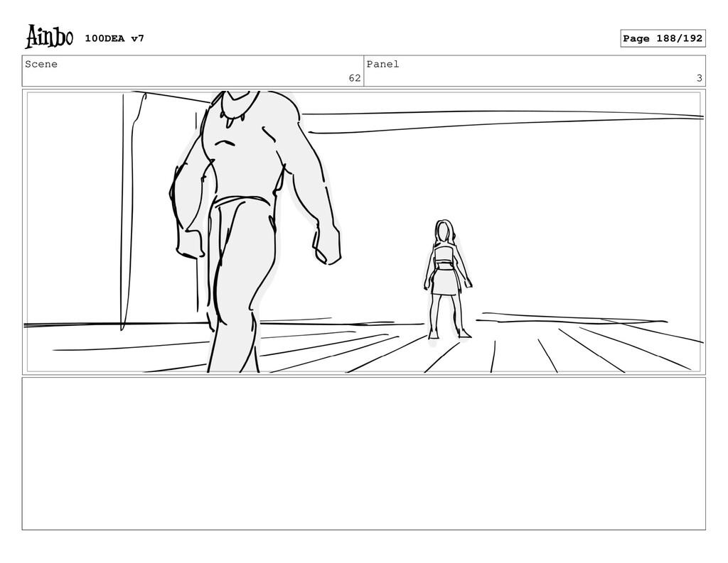 Scene 62 Panel 3 100DEA v7 Page 188/192