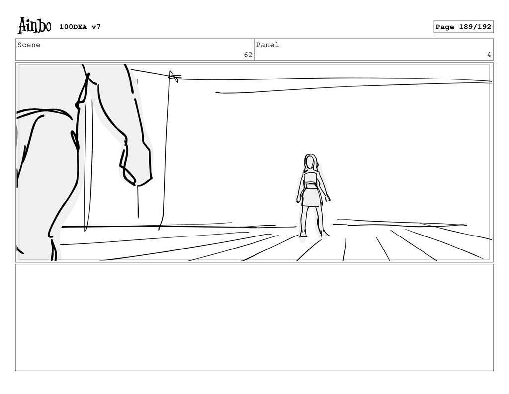 Scene 62 Panel 4 100DEA v7 Page 189/192