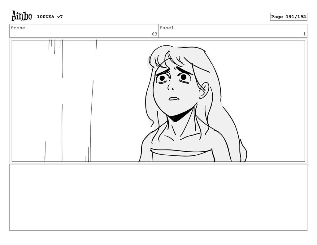 Scene 63 Panel 1 100DEA v7 Page 191/192