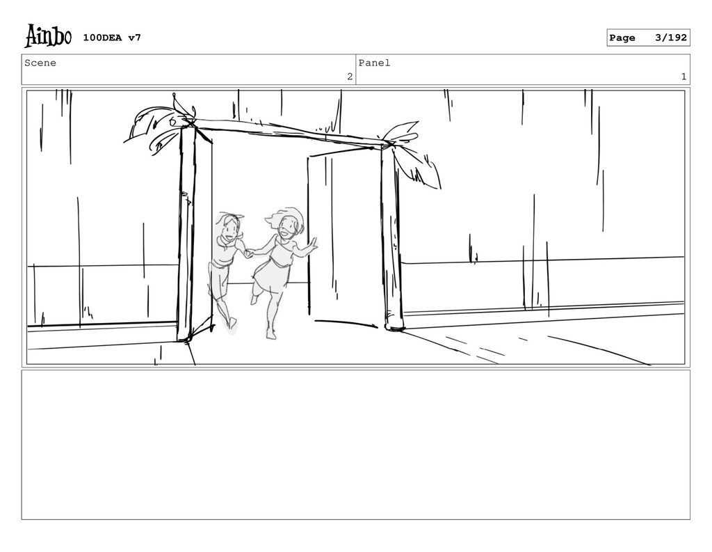 Scene 2 Panel 1 100DEA v7 Page 3/192