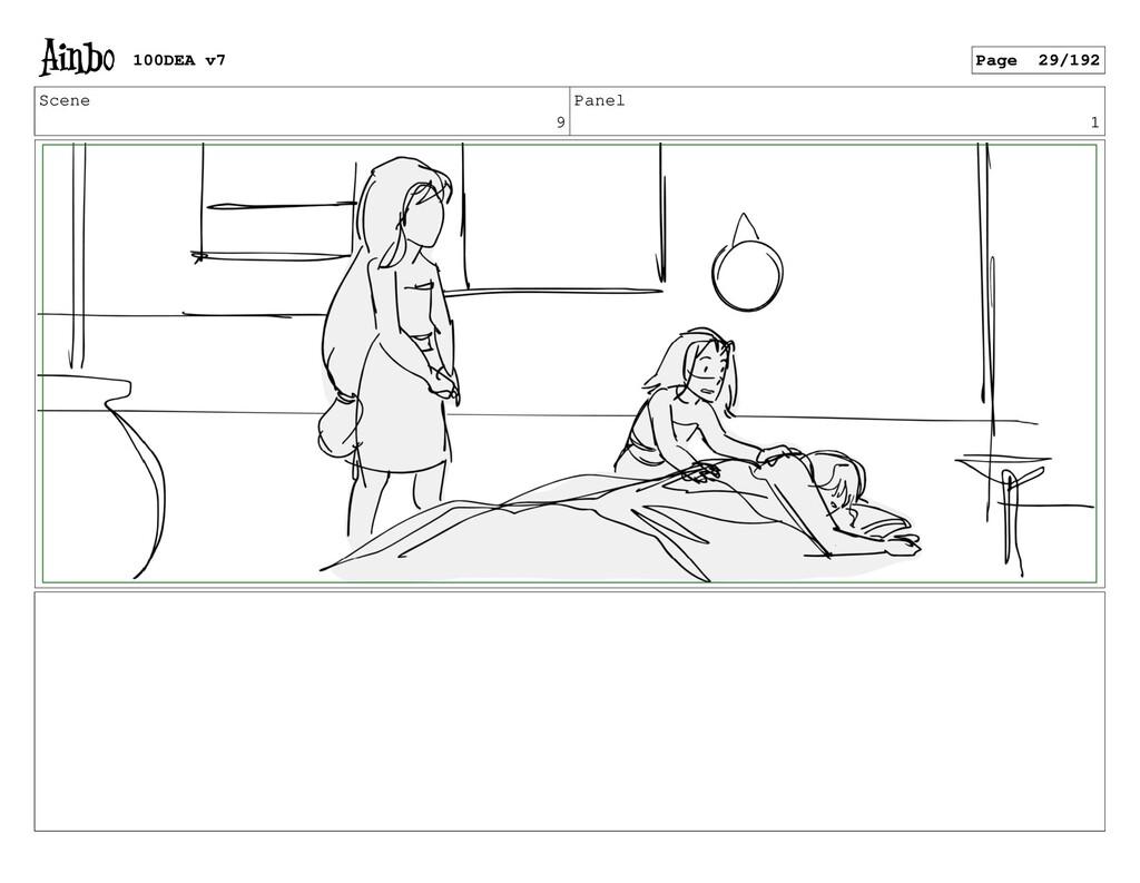 Scene 9 Panel 1 100DEA v7 Page 29/192