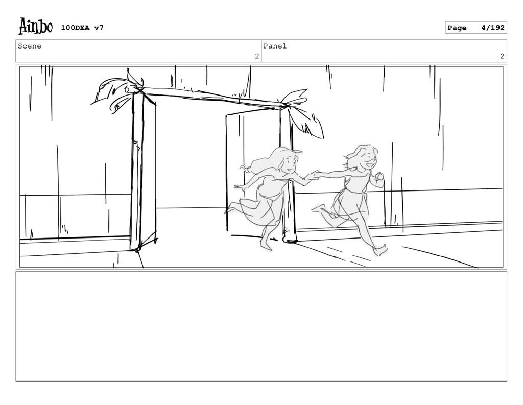 Scene 2 Panel 2 100DEA v7 Page 4/192