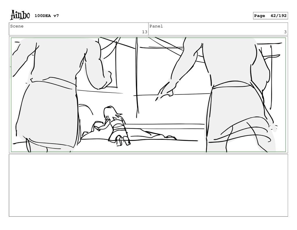 Scene 13 Panel 3 100DEA v7 Page 42/192