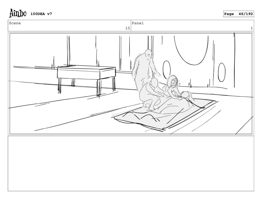 Scene 15 Panel 1 100DEA v7 Page 46/192