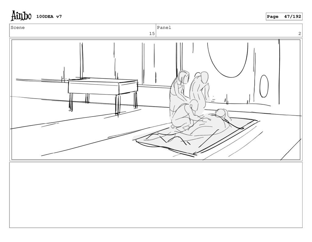 Scene 15 Panel 2 100DEA v7 Page 47/192