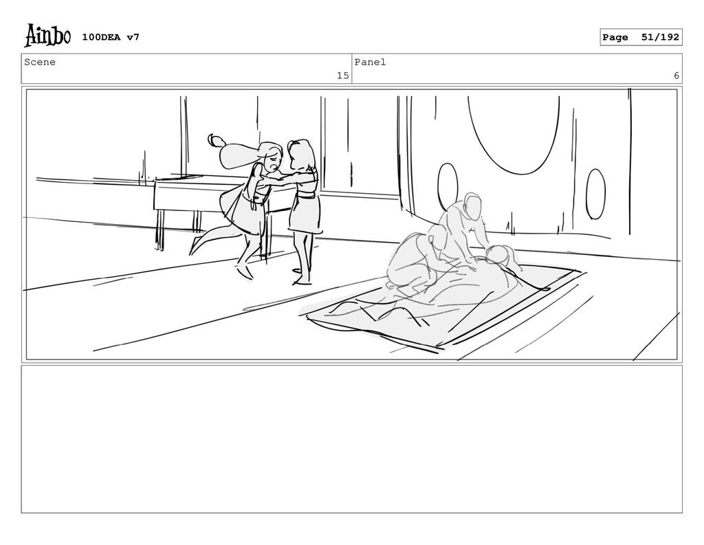 Scene 15 Panel 6 100DEA v7 Page 51/192