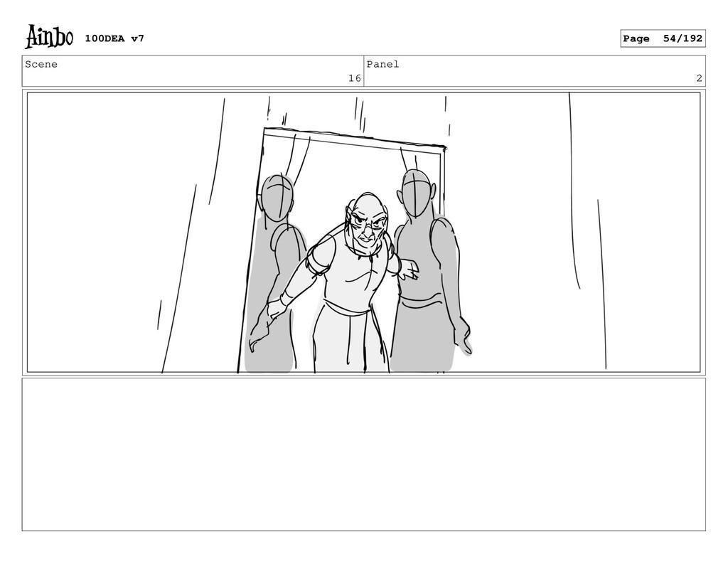 Scene 16 Panel 2 100DEA v7 Page 54/192