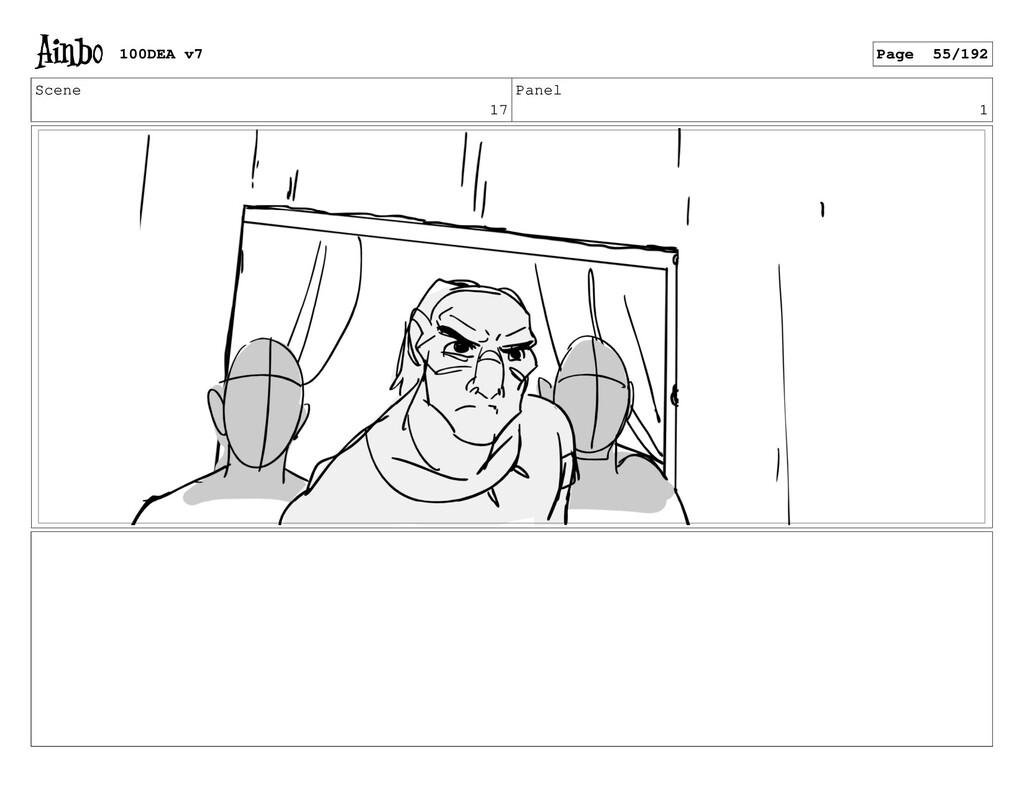 Scene 17 Panel 1 100DEA v7 Page 55/192