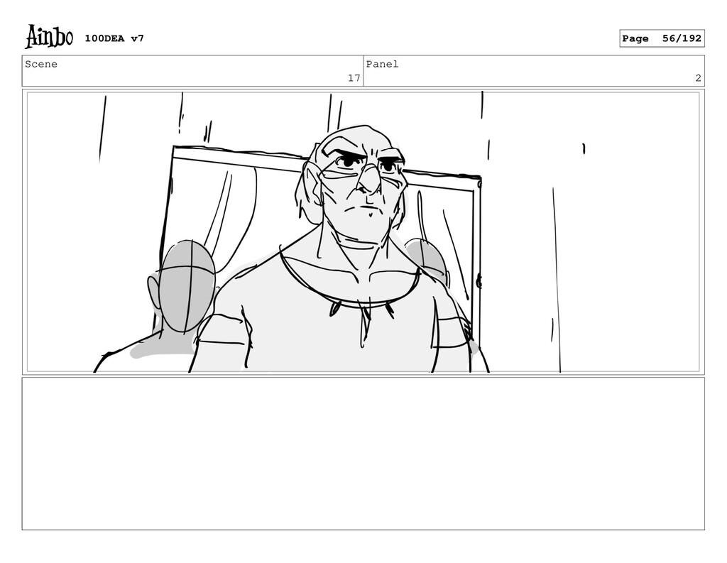 Scene 17 Panel 2 100DEA v7 Page 56/192