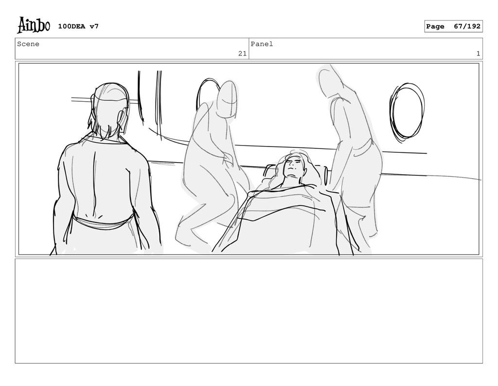 Scene 21 Panel 1 100DEA v7 Page 67/192