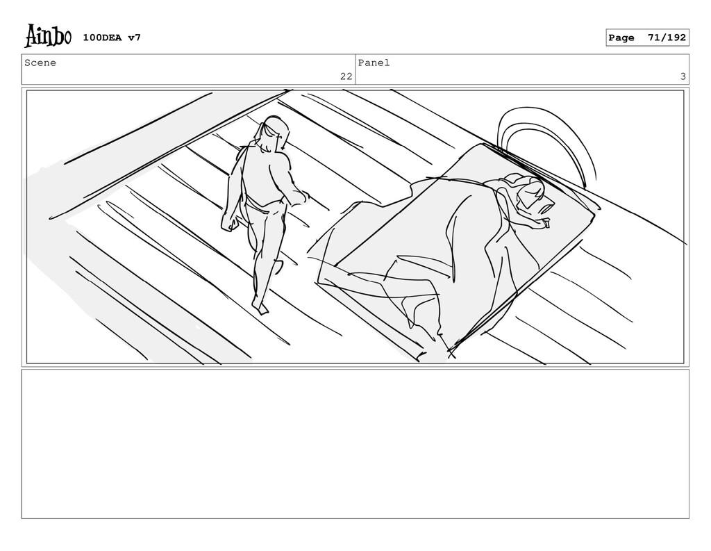 Scene 22 Panel 3 100DEA v7 Page 71/192