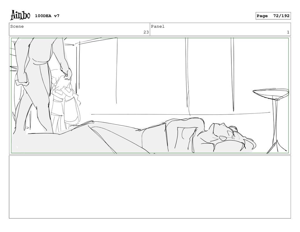 Scene 23 Panel 1 100DEA v7 Page 72/192
