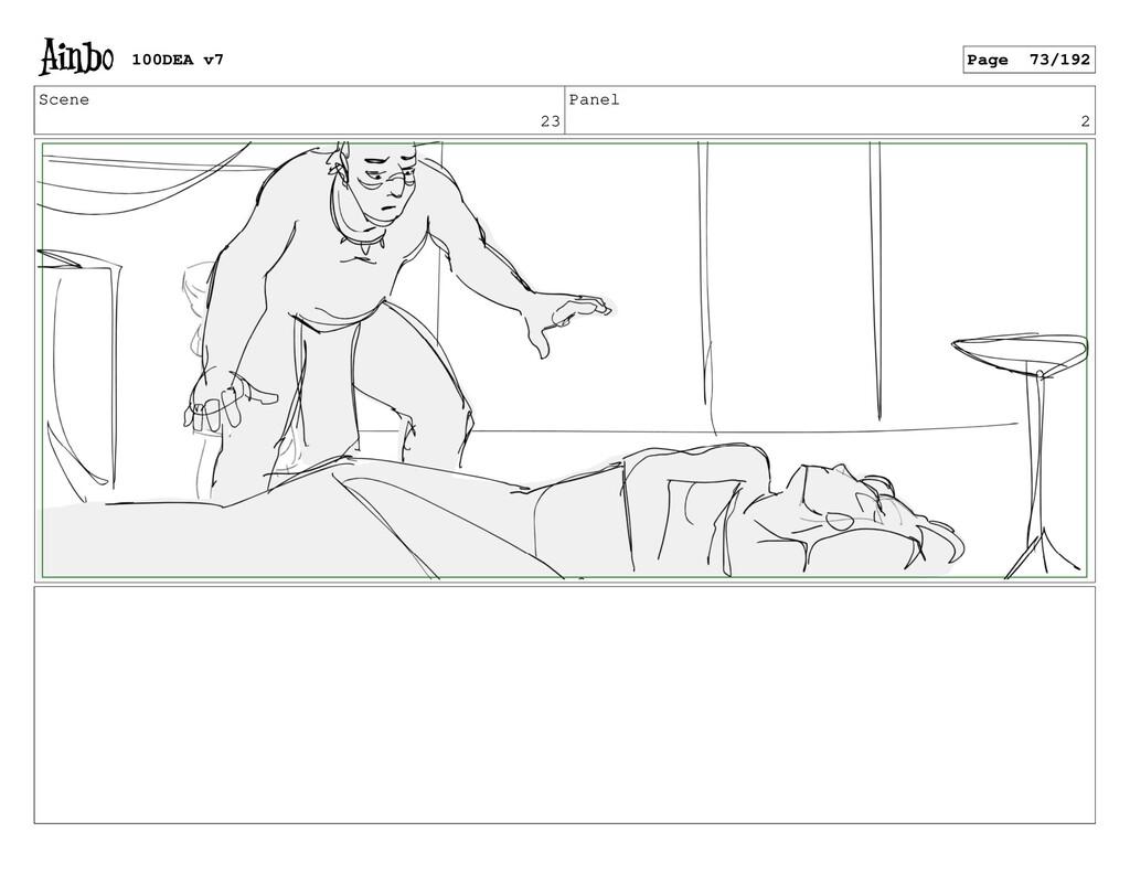 Scene 23 Panel 2 100DEA v7 Page 73/192