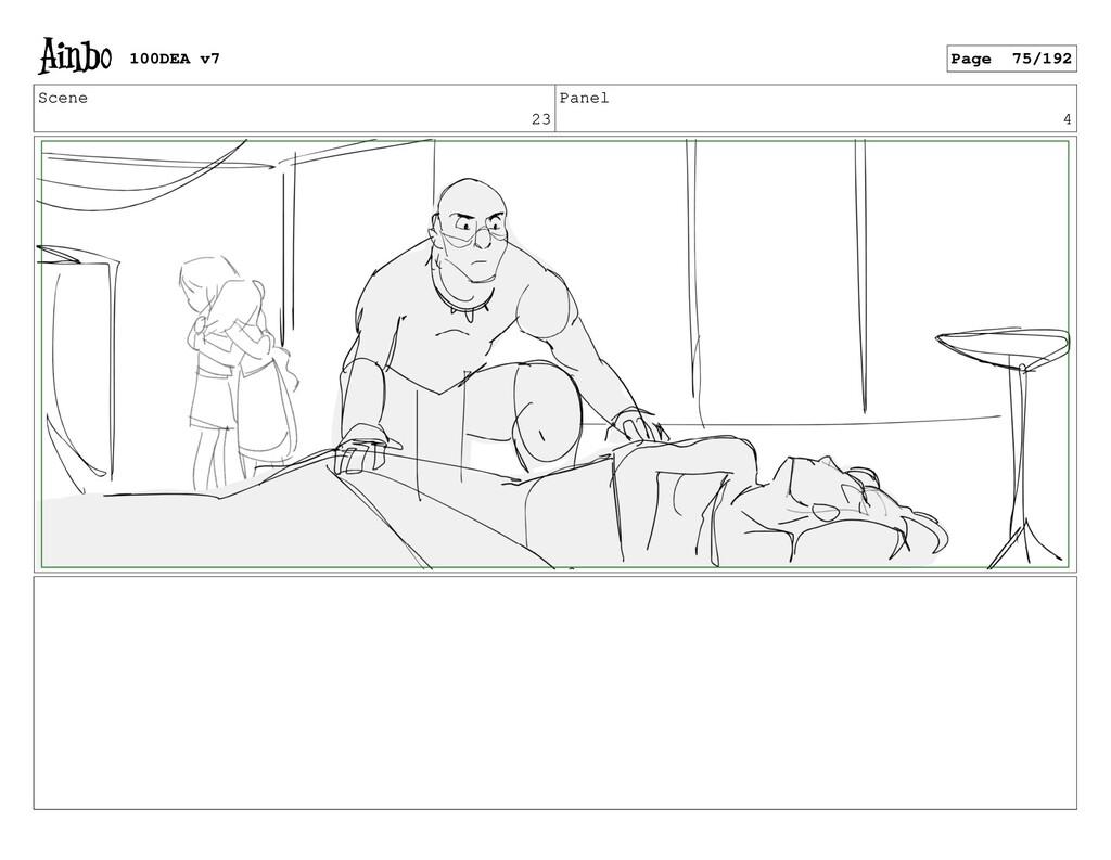Scene 23 Panel 4 100DEA v7 Page 75/192
