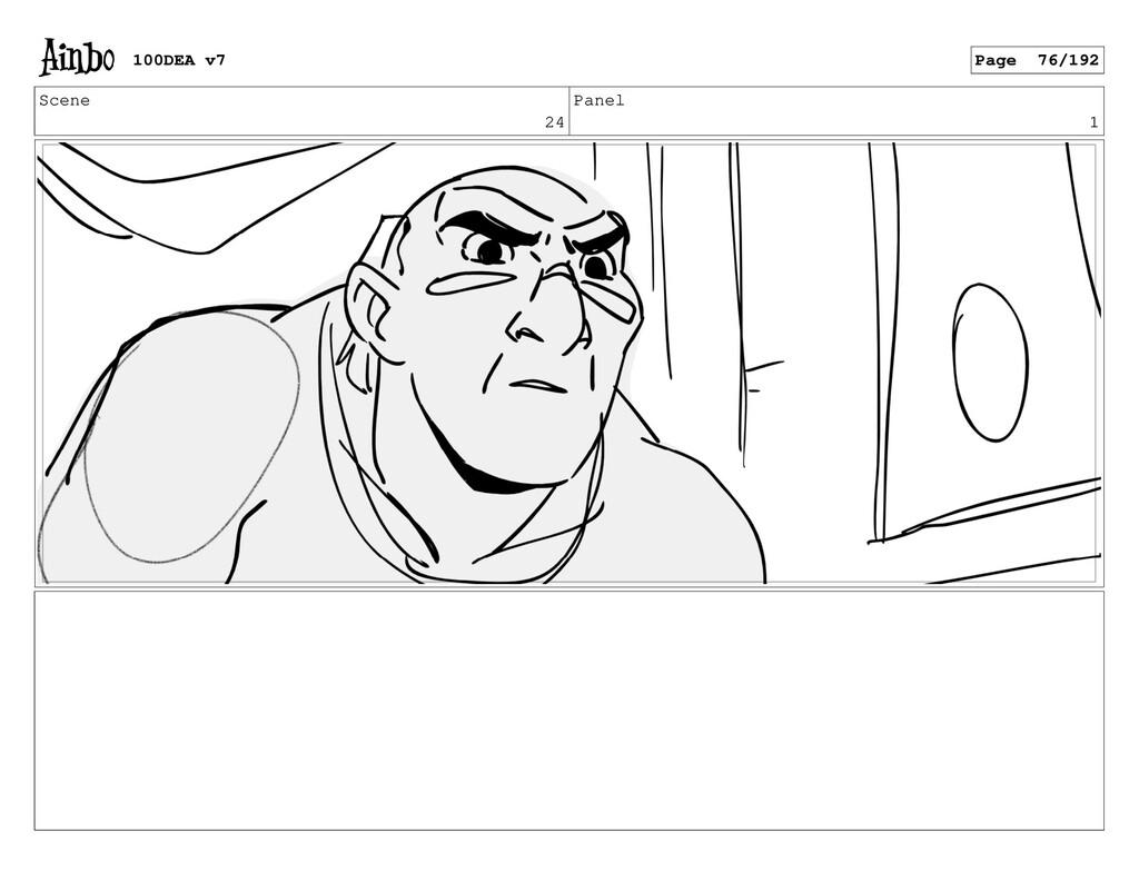 Scene 24 Panel 1 100DEA v7 Page 76/192