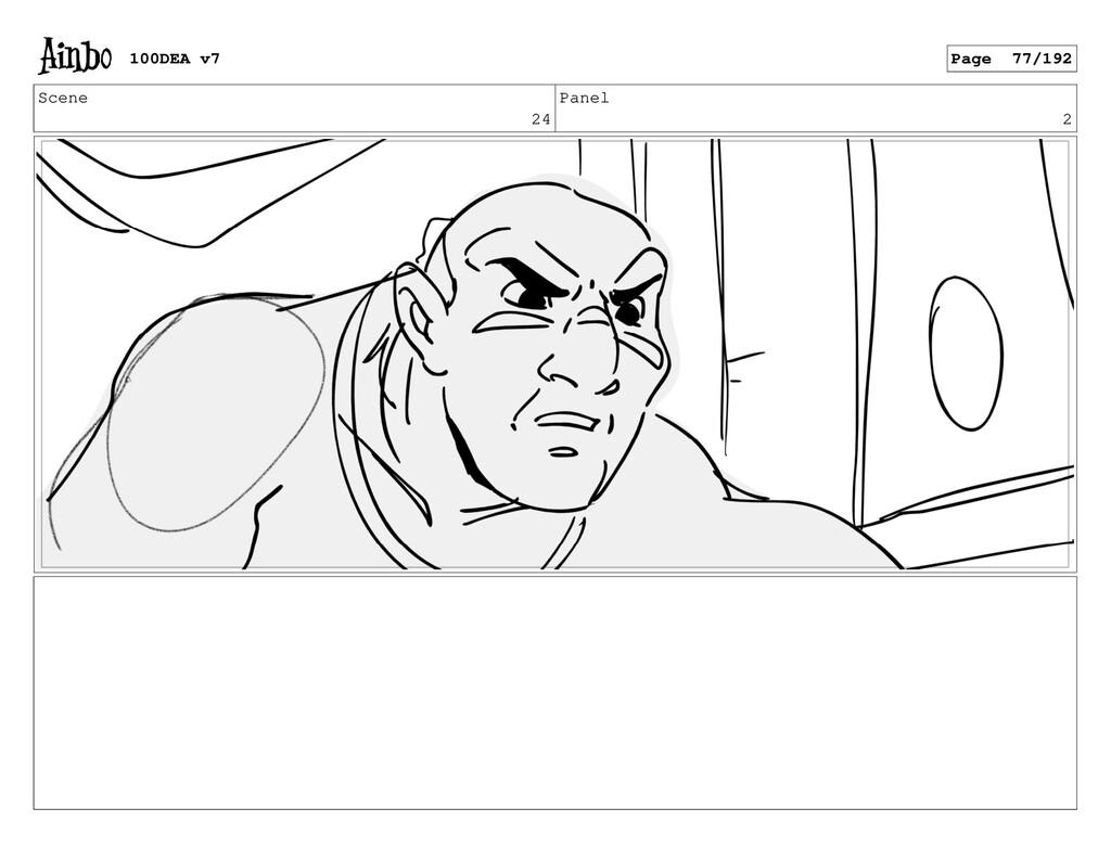 Scene 24 Panel 2 100DEA v7 Page 77/192