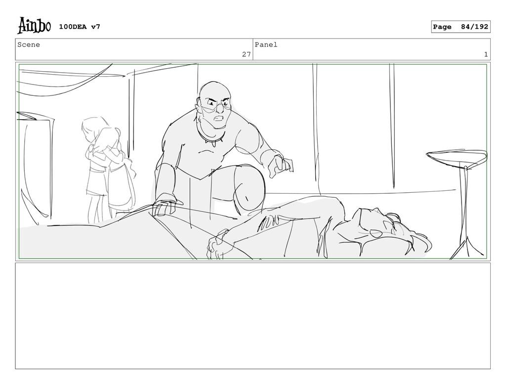 Scene 27 Panel 1 100DEA v7 Page 84/192