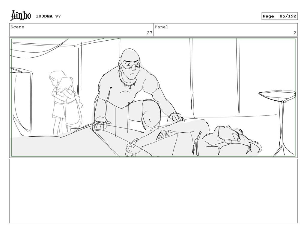 Scene 27 Panel 2 100DEA v7 Page 85/192