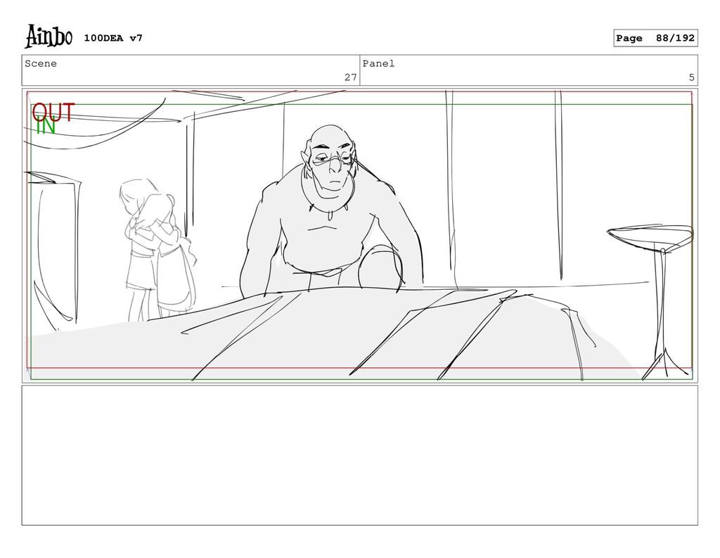 Scene 27 Panel 5 100DEA v7 Page 88/192
