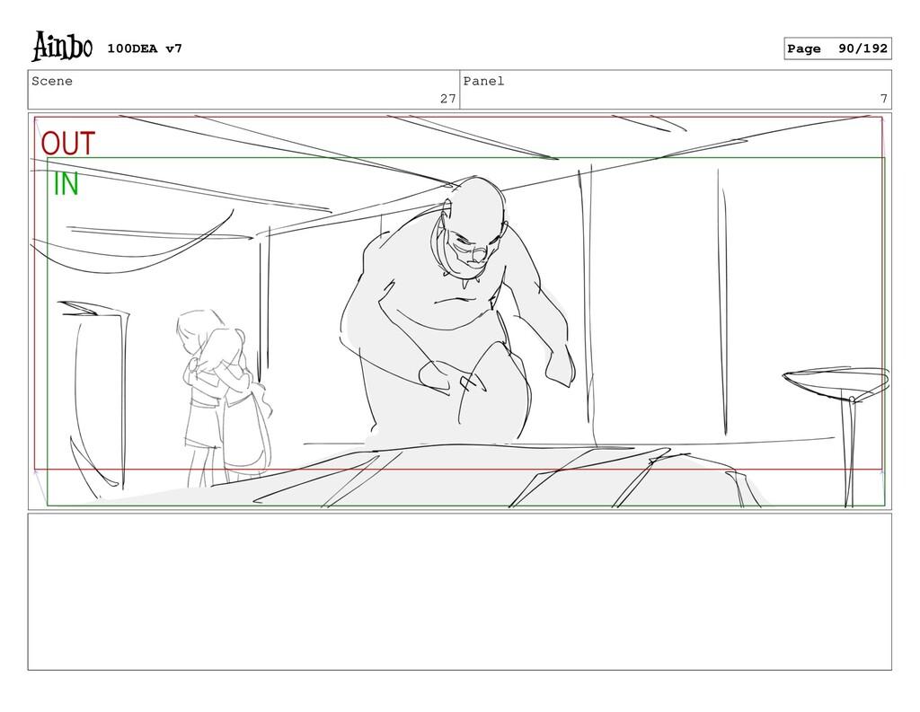 Scene 27 Panel 7 100DEA v7 Page 90/192